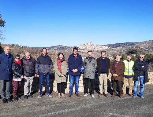 Finalizan las obras de la carretera CV-12