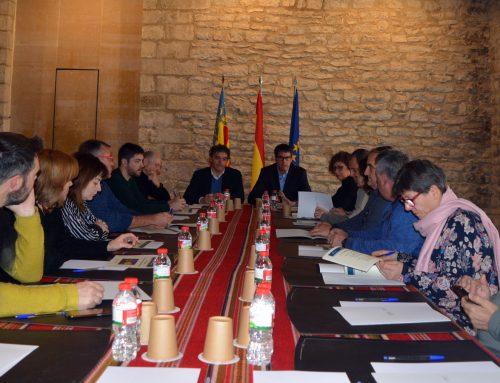 Constitueixen el Consell Assessor del Centre de Turisme de Morella-Els Ports