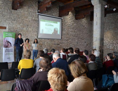 La Fundación Pasqual Maragall habla sobre el Alzheimer en Morella