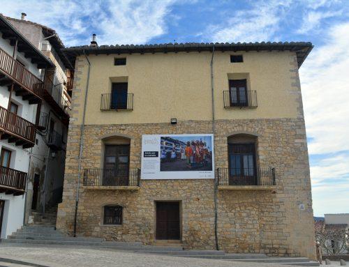 La inauguració de l'exposició Ànima sexennal centra l'activitat del cap de setmana a Morella