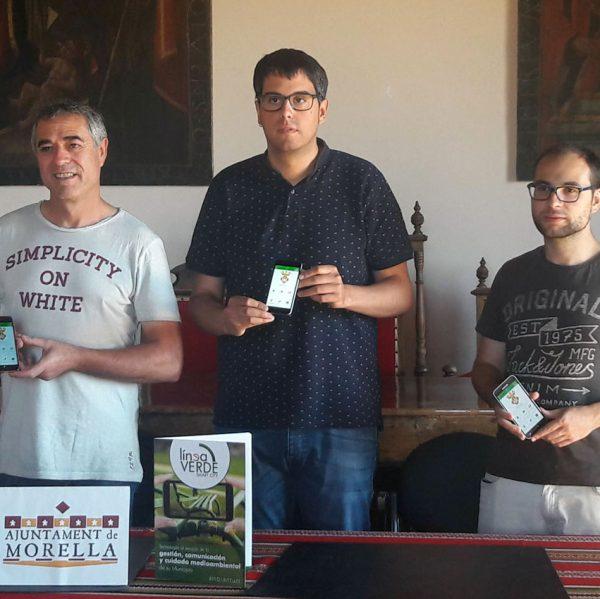 Presentació de Línia Verda a Morella