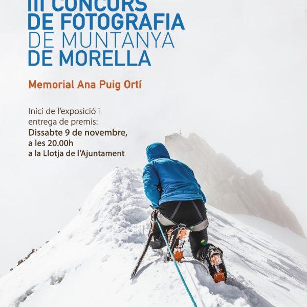 2019-11-09 III Concurs de fotografia de muntanya de Morella
