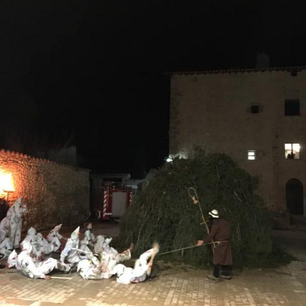 Sant Antoni i Sant Blai a Ortells