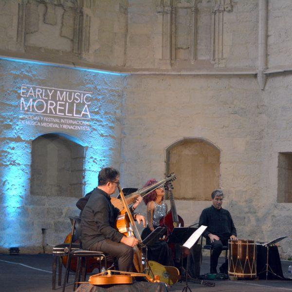 Concert inaugural Arrels de l'Early Music Morella 2018