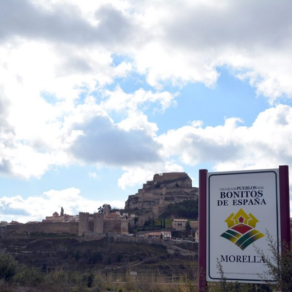 Morella, uno de los Pueblos Más Bonitos de España