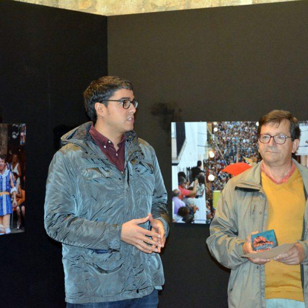 Inauguració de l'exposició de fotografia del 54 Sexenni de Morella