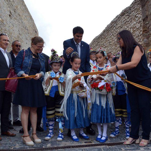 Inauguració de la 762a Fira de Morella