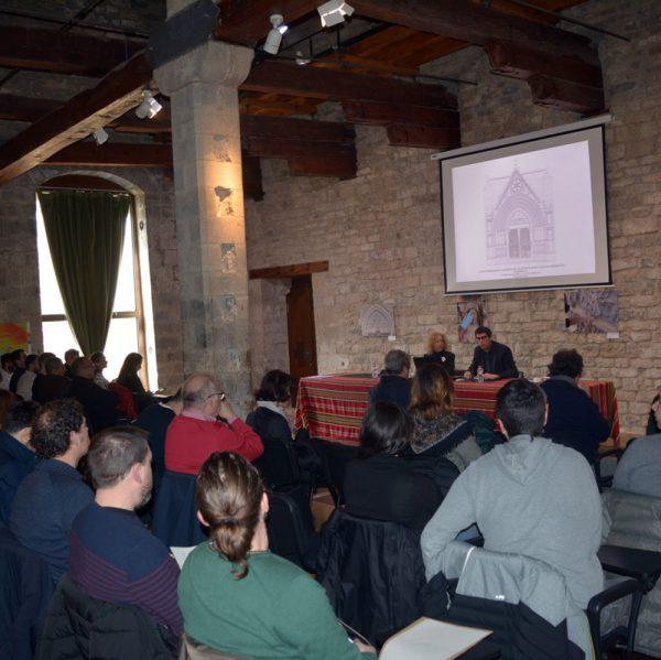 Morella dóna a conéixer els detalls de la restauració de la Porta dels Apòstols