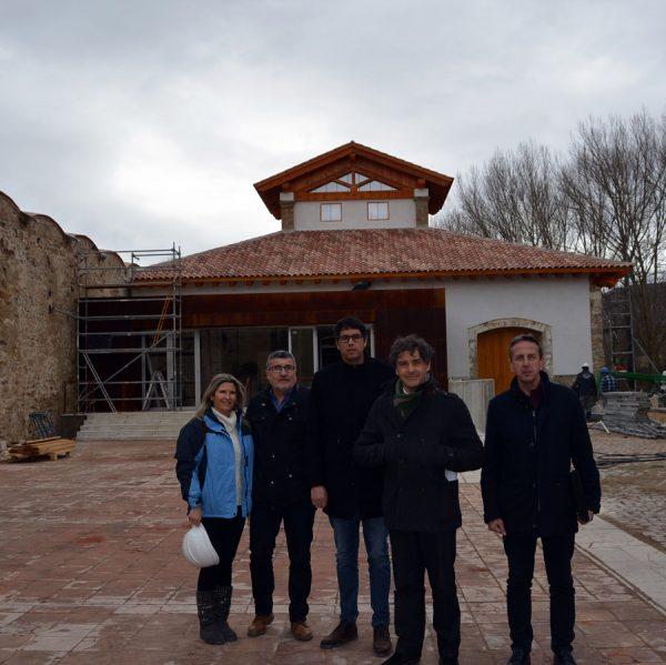 Visita al CdT de la Fàbrica Giner a Morella