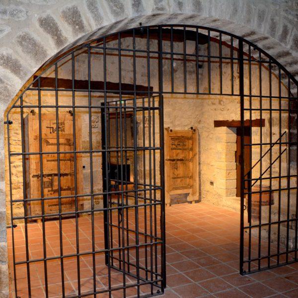 Presó de l'eifici de l'ajuntament de Morella