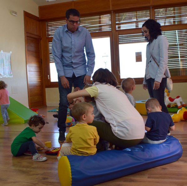 Inici del curs 2019-2020 a l'Escola Infantil de Morella