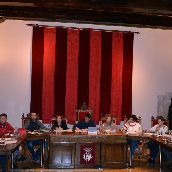 Ple dels pressupostos de Morella per al 2020