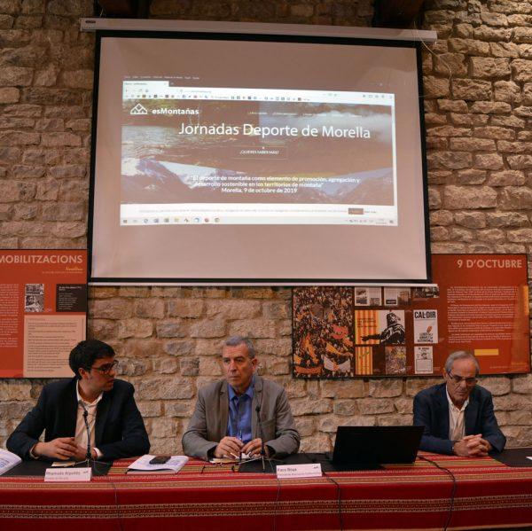 L'esport de muntanya com a element de promoció, agregació i desenvolupament sostenible en els territoris de muntanya a Morella