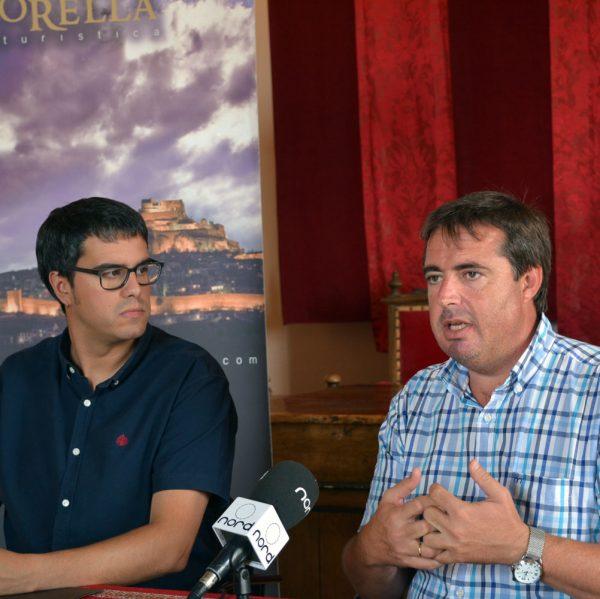 El Director General de Turisme visita Morella com a referent del turisme d'interior de la Comunitat Valenciana