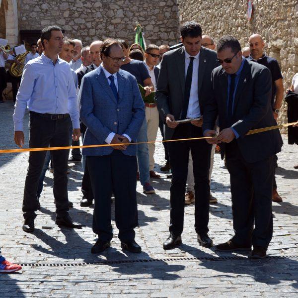 Inauguració 763a Fira de Morella