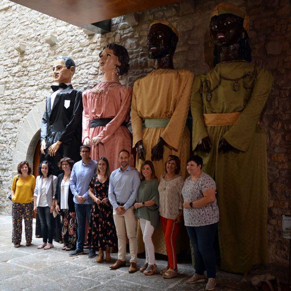 La Vall d'Uixò i Morella signen un conveni de col•laboració turística