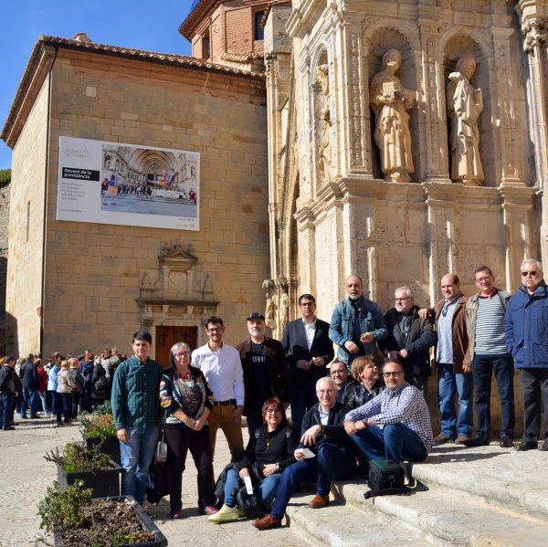 2020-02-22 Inauguració Ànima sexennal a Morella