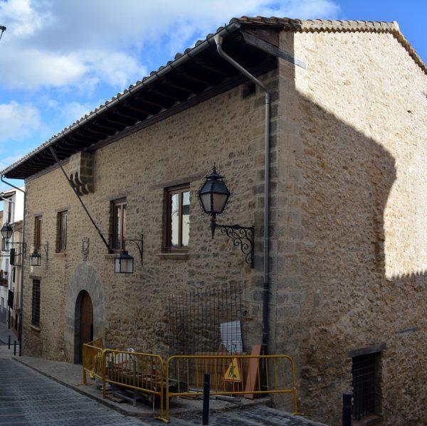 Edifici de la Confraria de Llauradors a Morella
