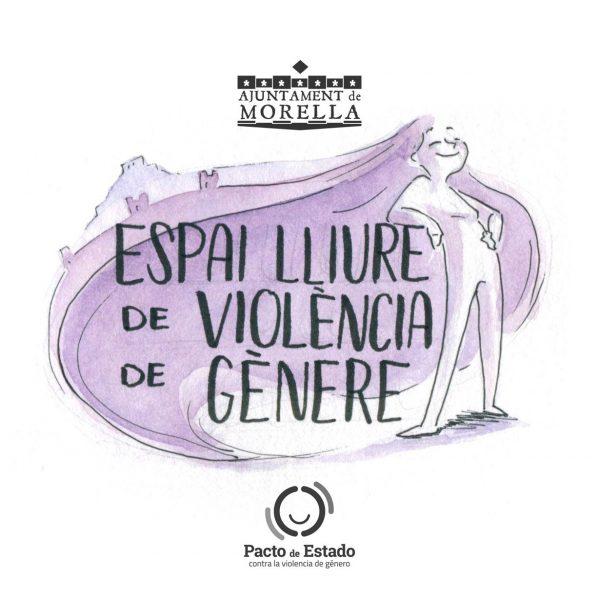 Espai lliude de violència de gènere