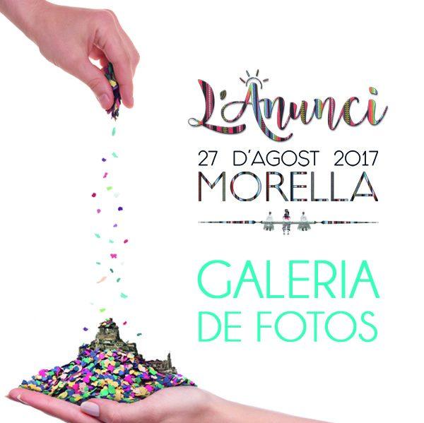 Galeria de fotos de l'Anunci de Morella