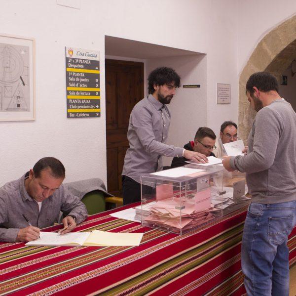 Eleccions a les Corts Generals i Autonòmiques del 28 d'abril a Morella
