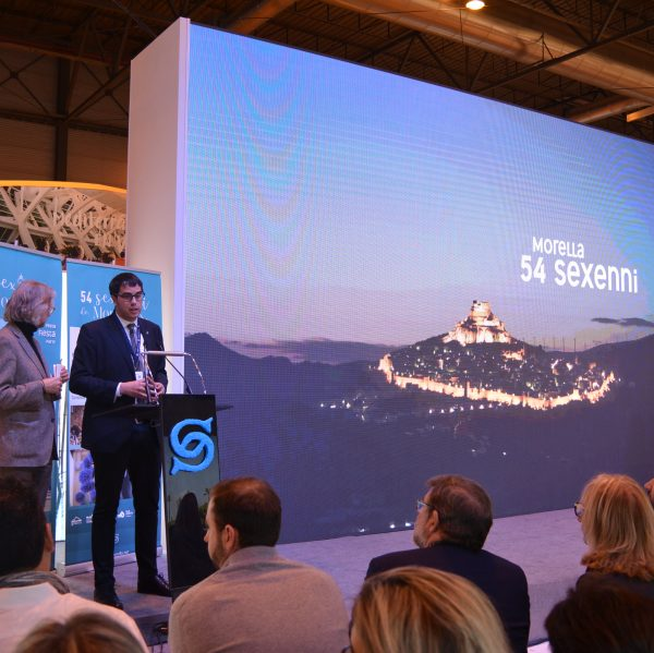 Morella promocionarà el 54 Sexenni al Saló Internacional de Turisme de Catalunya