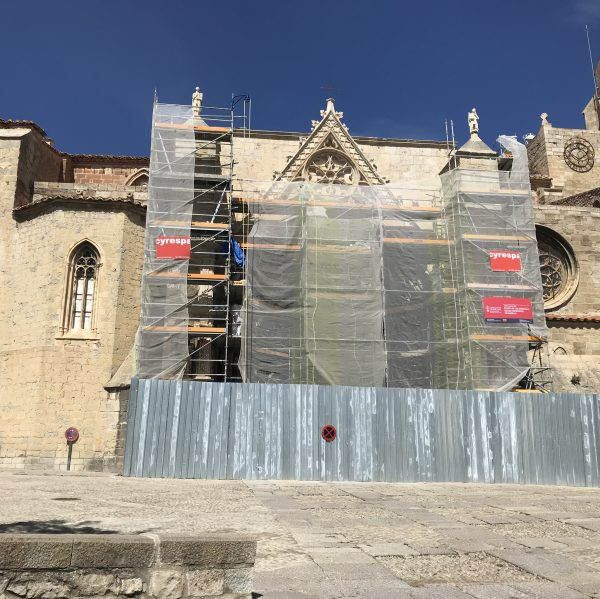 Restauració Porta Apòstols