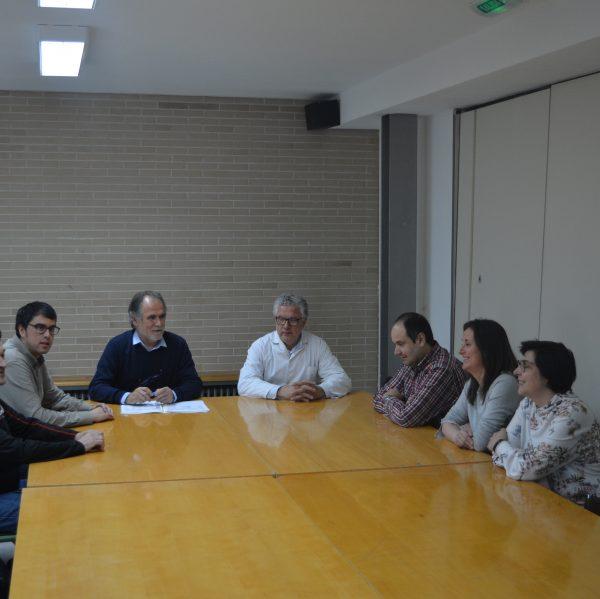 Reunió Director Territorial Educació