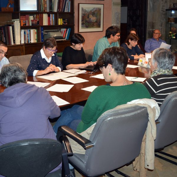 Reunió del Consell de la Solidaritat