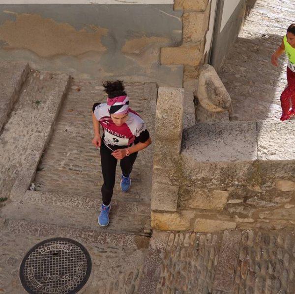 V Pujada vertical al Castell de Morella