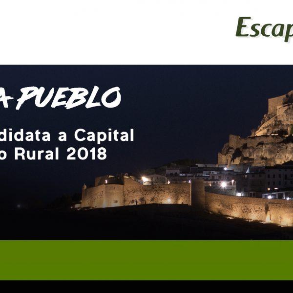 Vota escapada rural Morella 2018