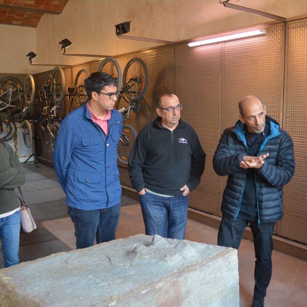 petjades de dinosaures a Morella (1)